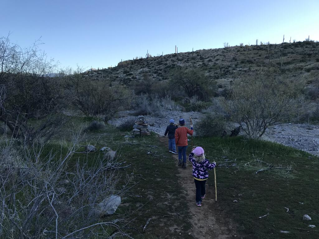 Blog | Quick Visit to Arnett Creek