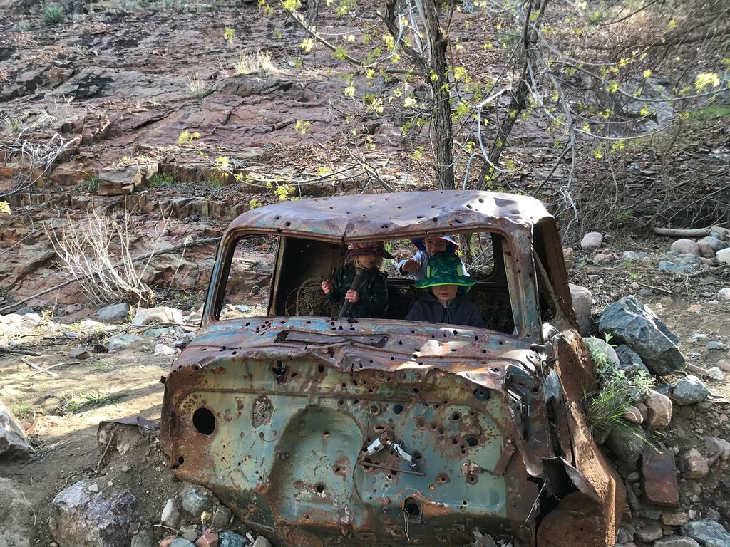 Blog | Asbestos Point and Mine
