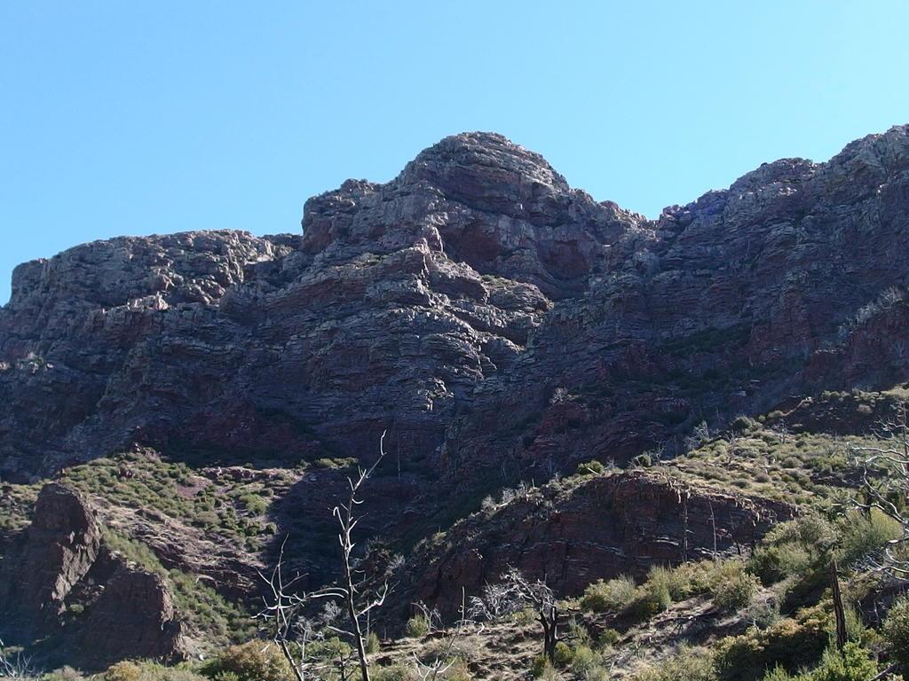 Blog | Mazatzal Peak Loop: Behind Mazatzal Peak