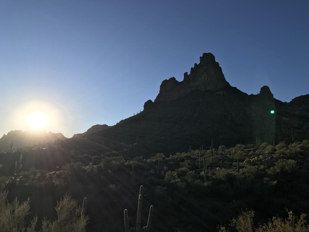 Blog | Overnight at Byous Butte