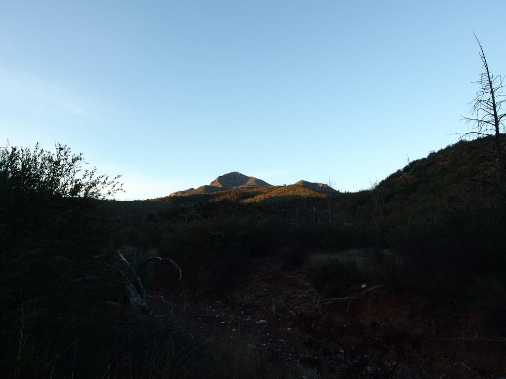 Blog   North Peak Trail and the End of the Mazatzal Divide