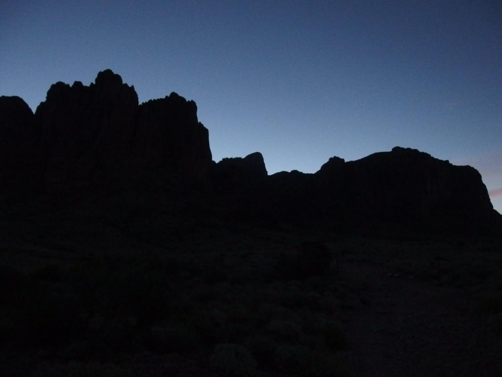 Blog | Flatiron of the Superstition Mountains
