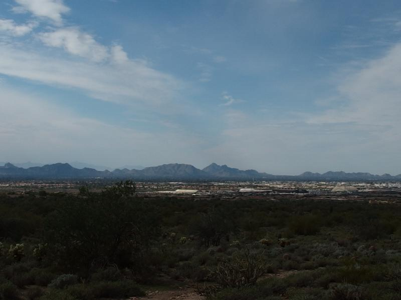 Mountains of Scottsdale