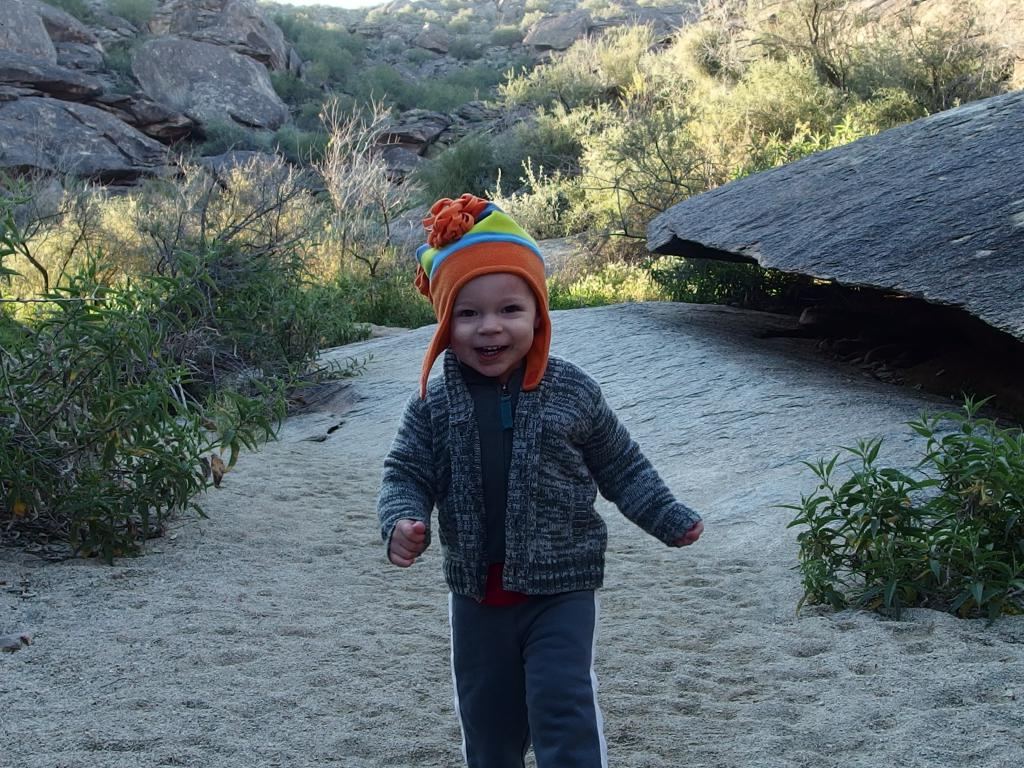 Blog | Hiking with Noah