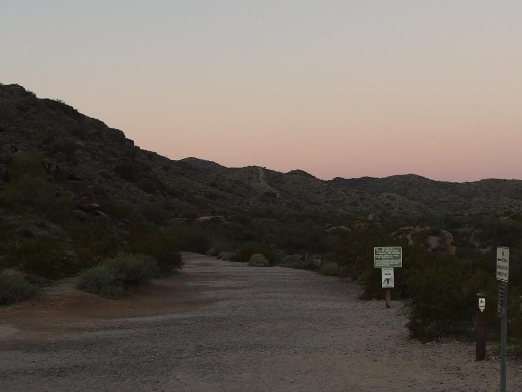 Blog | Hidden Valley via Pima Canyon