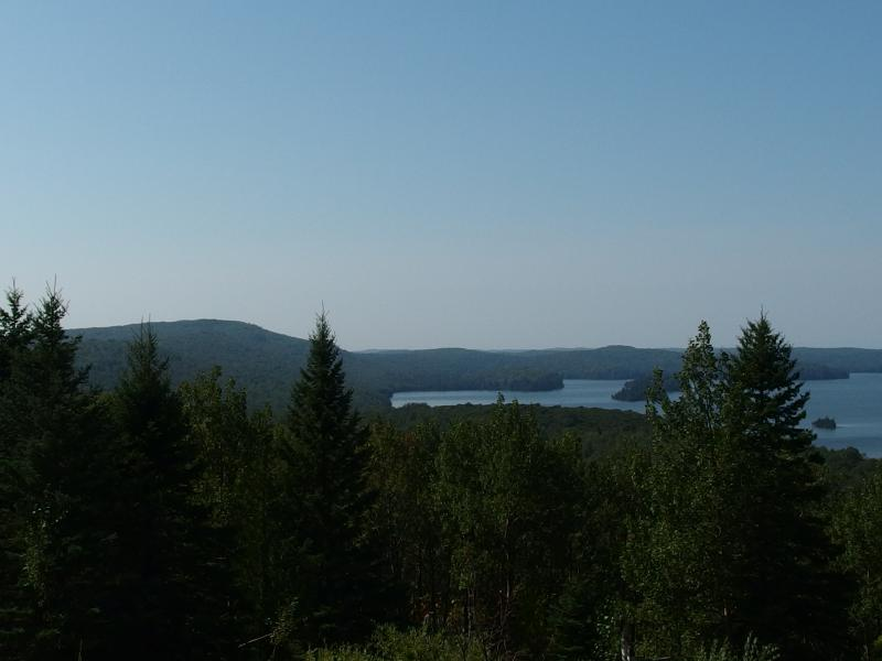 Mount Desor and Lake Desor