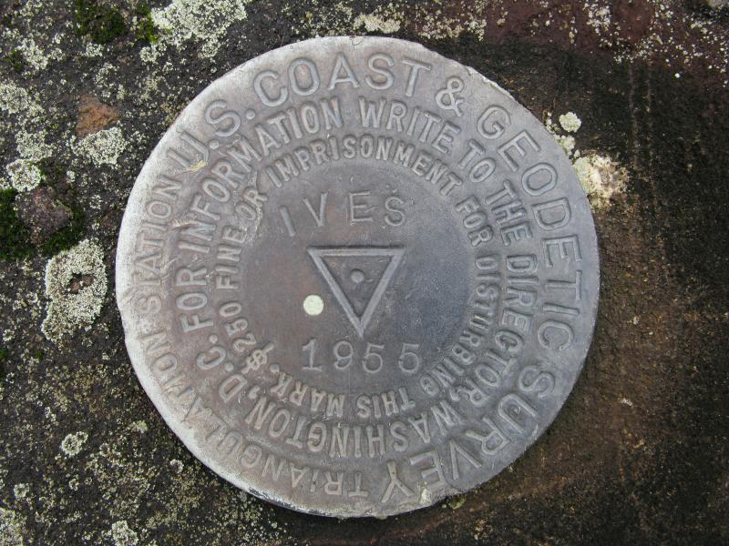Ives Hill Benchmark