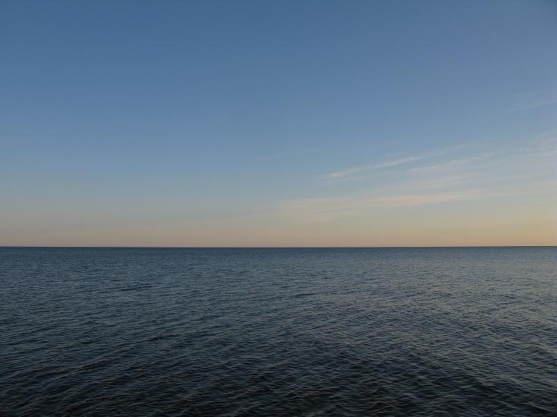 Expanse of Lake Superior