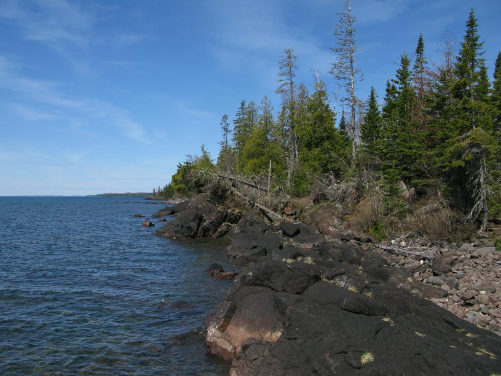 Blog | Keweenaw Hike - Keystone Bay