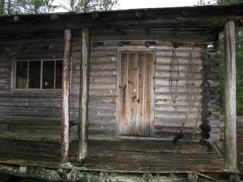 Cabin on Lake 8