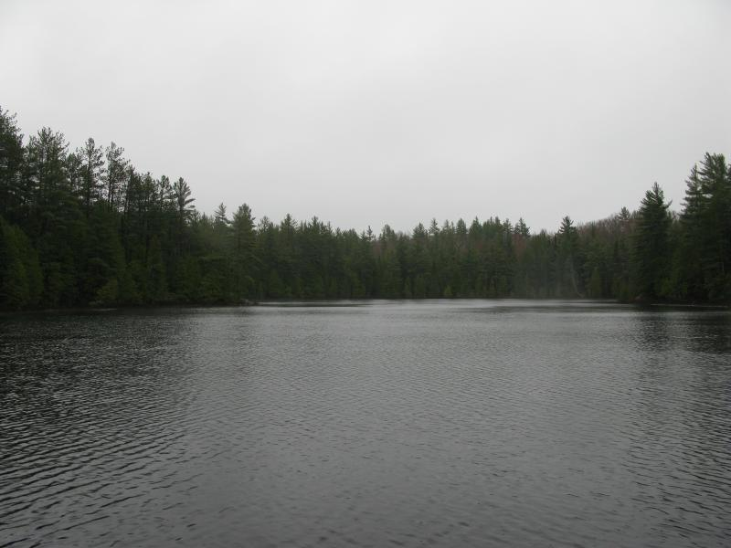 North side of Lake 2
