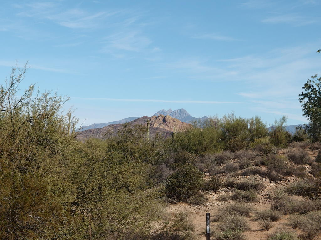 Blog | Little Hike at Little Four Peaks