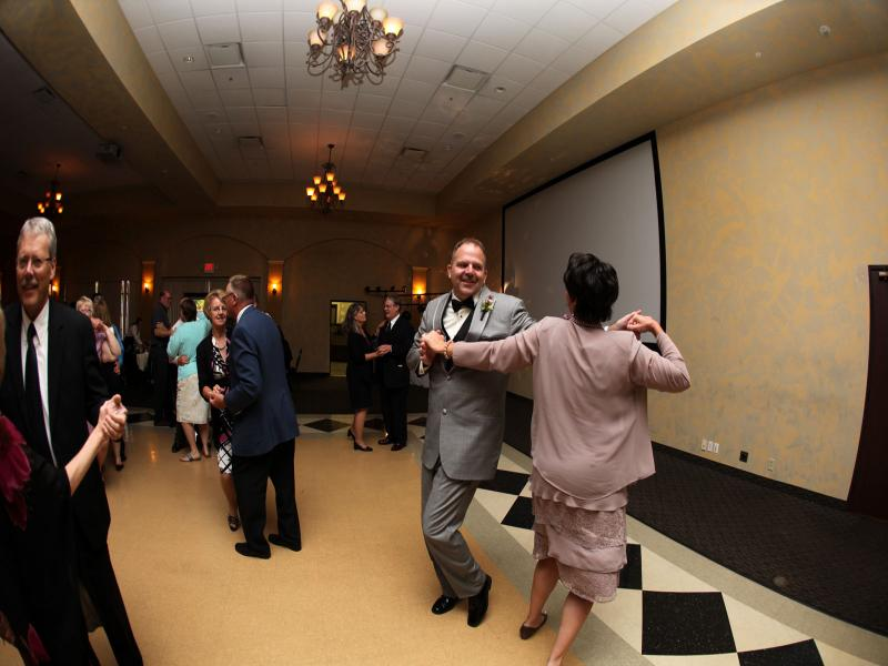 My parents are pretty awesome at dancing