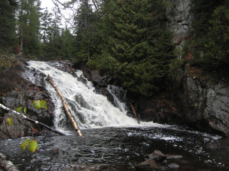 Pinnacle Falls