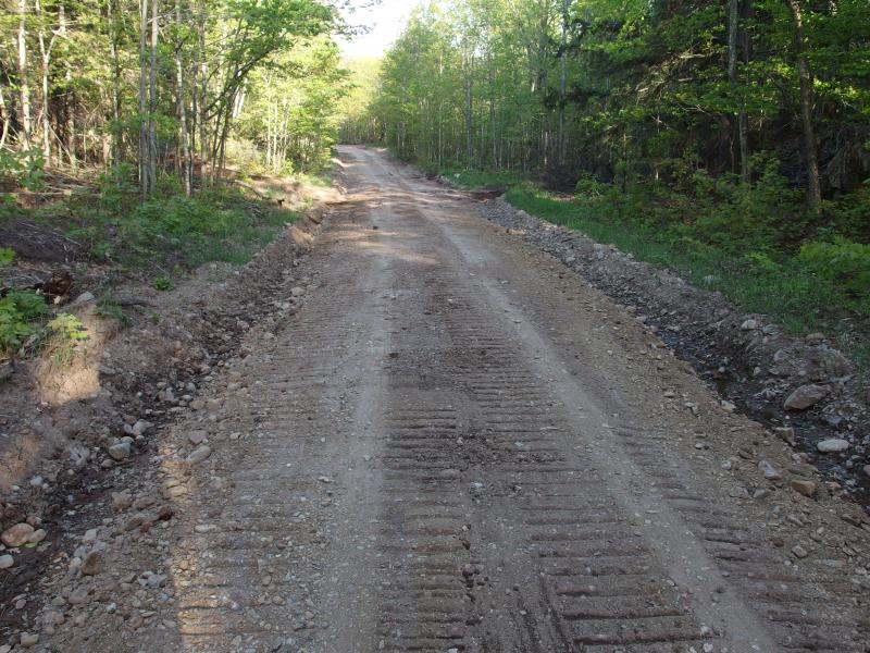 Soft state of Ericks Road