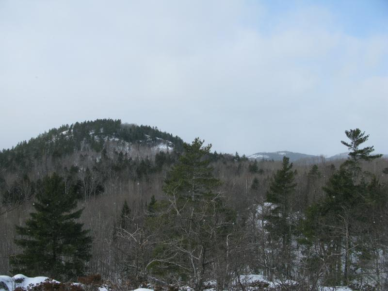 East Slope of Tick Mountain