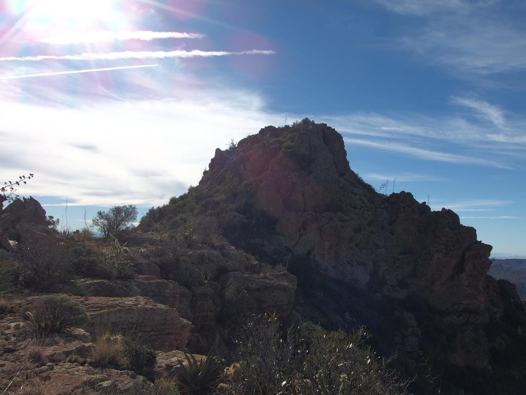 Blog   Descent from Tortilla Peak